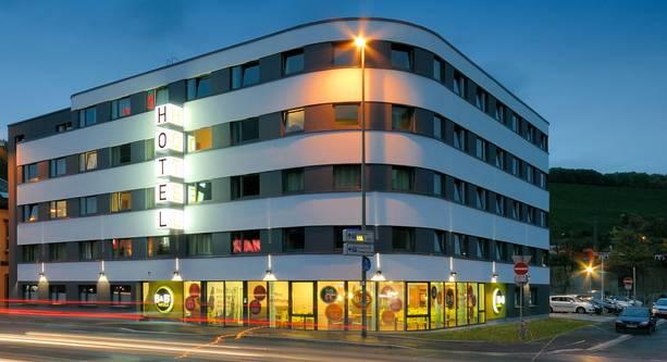 B&B Hotel Würzburg (Eröffnung: 2012)